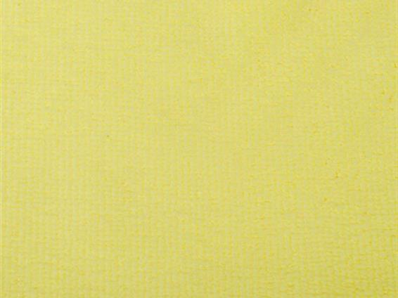 Traditional Woven Microfibre Yellow