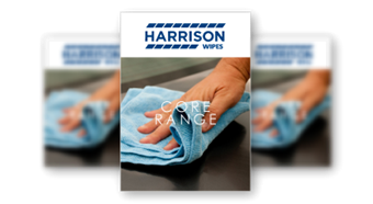 Download the Harrison Wipes company brochure